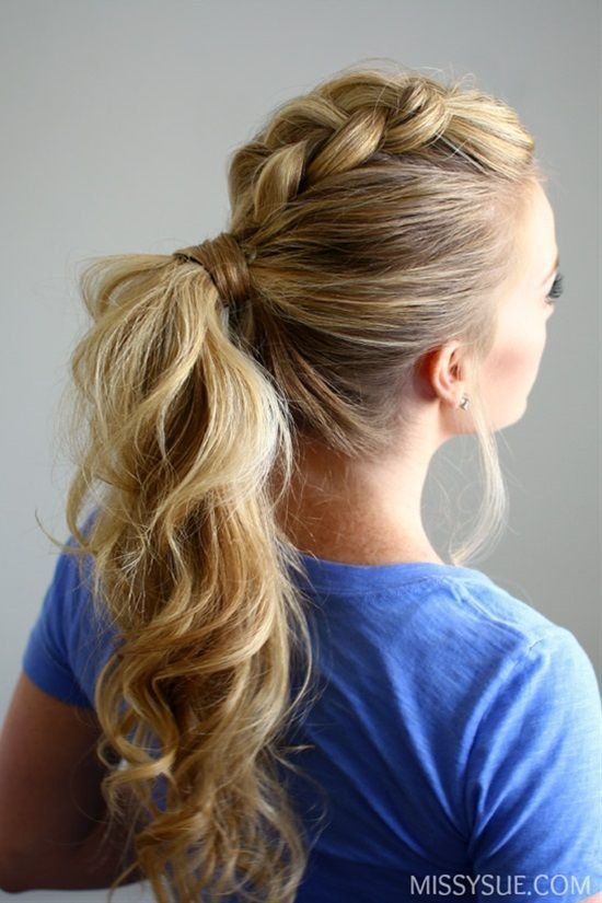 The Best 25 Best Ideas About Elegant Ponytail On Pinterest Pictures