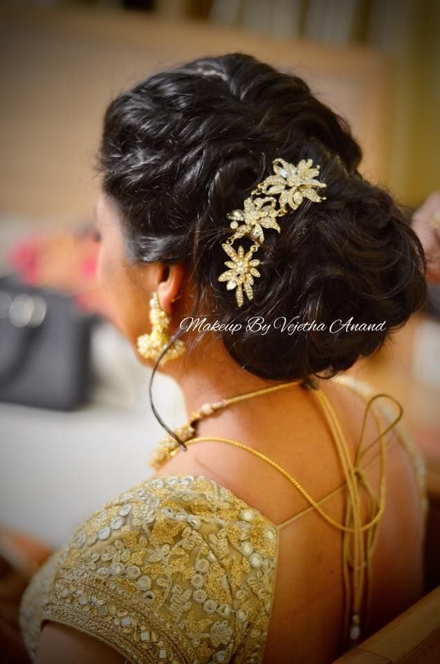 The Best 769 Best Images About Indian Bridal Hairstyles On Pictures