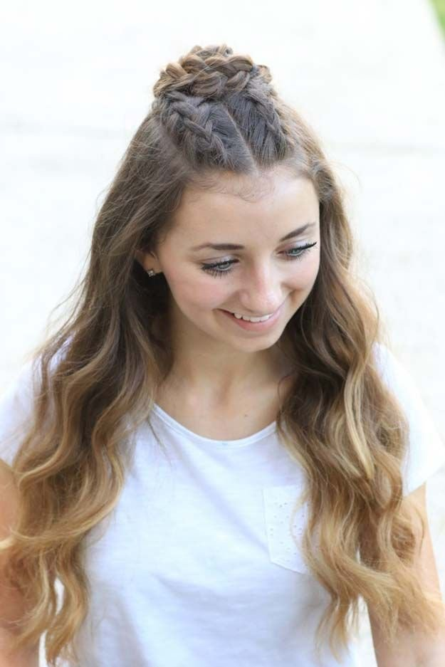 The Best 17 Best Ideas About Quick School Hairstyles On Pinterest Pictures