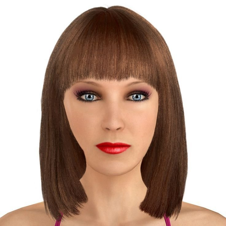 The Best Cool Created Using Taaz Virtual Makeover Try On Hairstyles Makeup And Color Your Own Hair Pictures