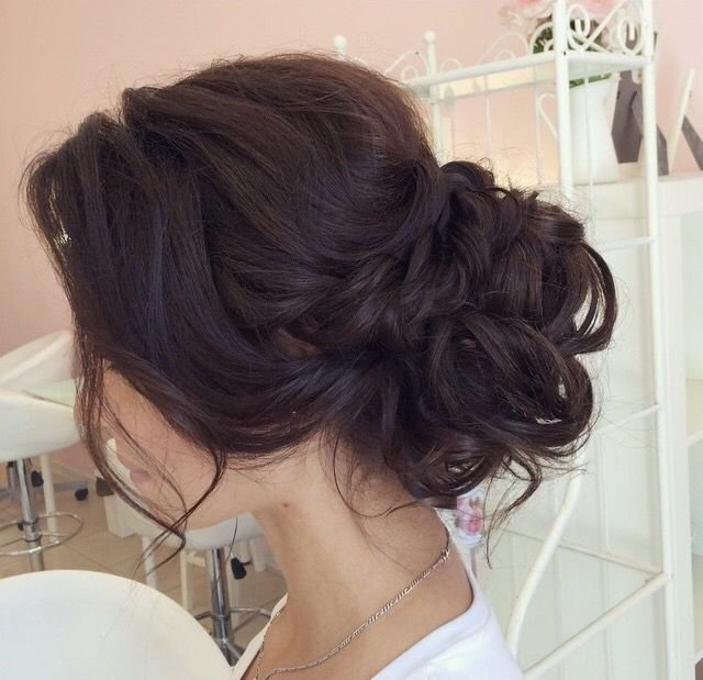 The Best Messy Bun Low Bun Chignon Wedding Updo Wedding Hairstyles Soft Bun Low Loose Simple Pictures
