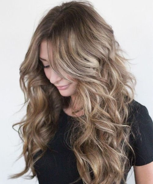 The Best 25 Best Ideas About Long Wavy Hairstyles On Pinterest Pictures