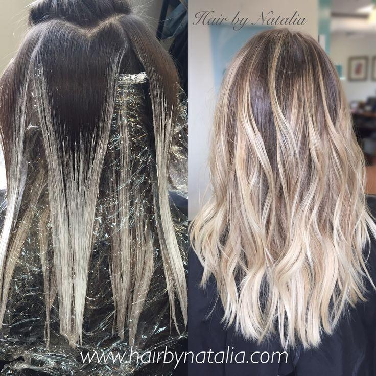 The Best How To Balayage Your Own Hair At Home Pictures