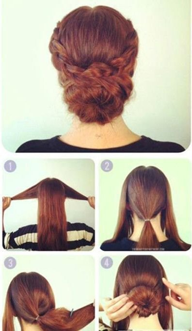 The Best Simple Updo Hairstyles Updo And Simple Updo On Pinterest Pictures