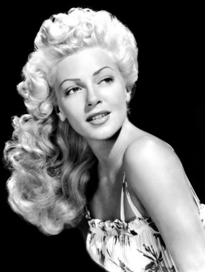 The Best Vintage 40S Hairstyles For Long Hair Vintage Pinterest Pictures