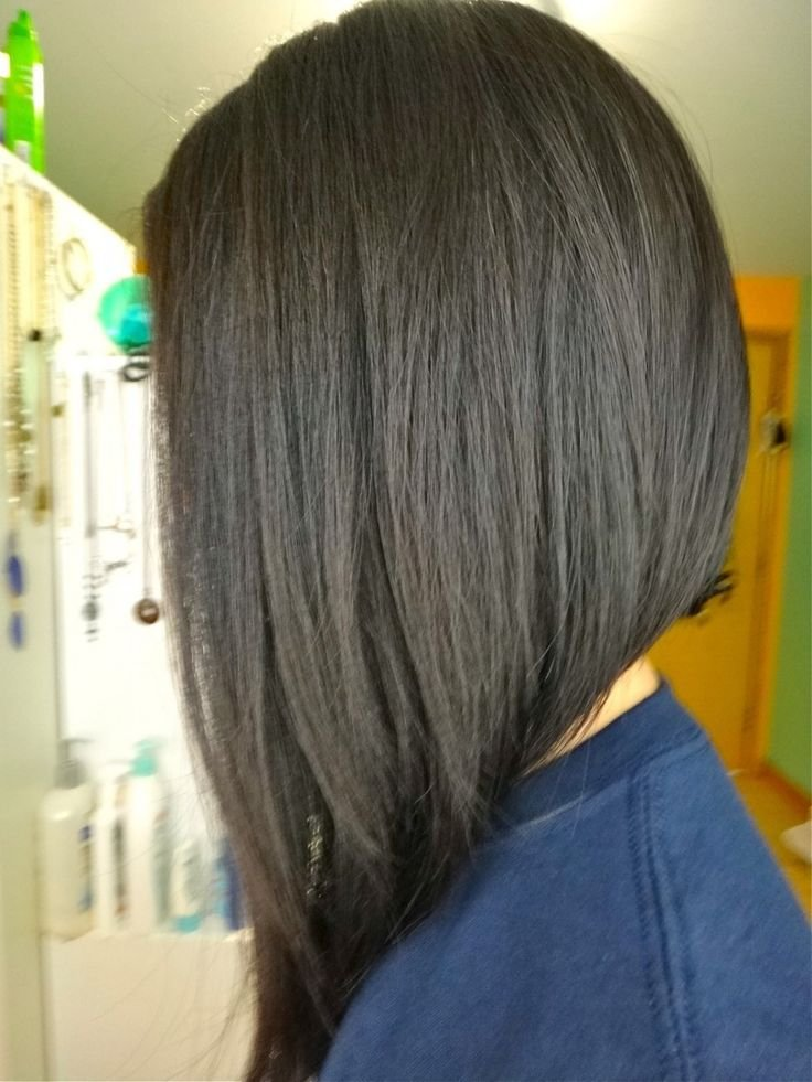 The Best 25 Best Ideas About Long Asymmetrical Bob On Pinterest Pictures