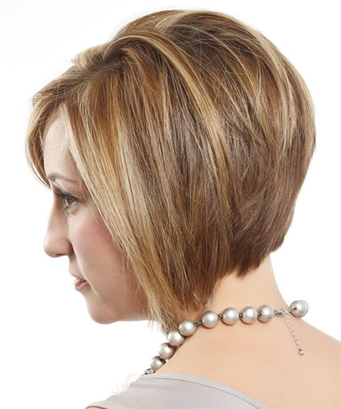 The Best Short Layered Bob Hairstyles Back View Hair Pinterest Pictures