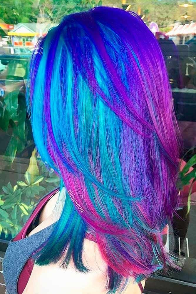 The Best Best 25 Blue Hair Colors Ideas On Pinterest Blue Hair Colour Dark Blue Hair Dye And Colored Pictures
