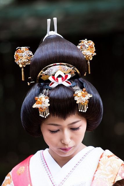 The Best 168 Best Images About Traditional Asian Hairstyles On Pictures