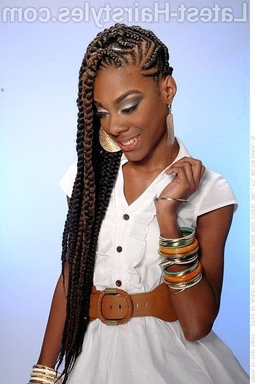 The Best 17 Amazing Prom Hairstyles For Black Girls Within Black Pictures