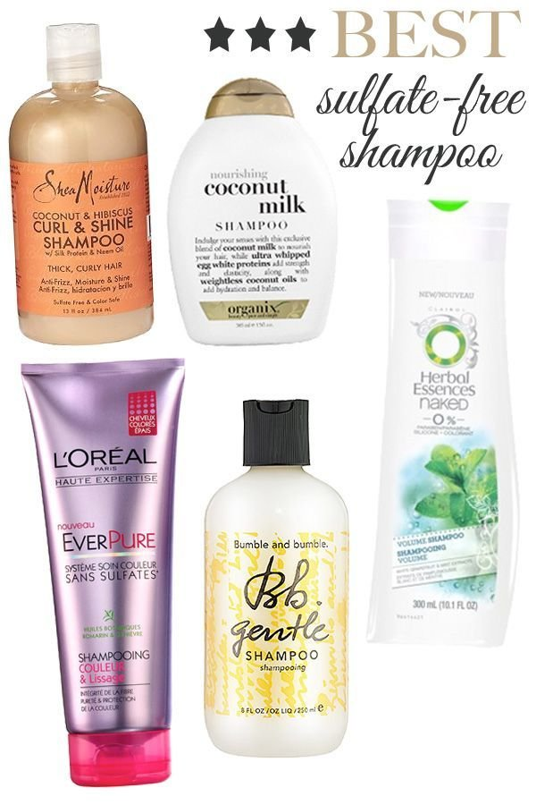 The Best 17 Best Ideas About Sulfate Free Shampoo On Pinterest Pictures