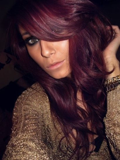 The Best 17 Best Ideas About Red Peekaboo Highlights On Pinterest Pictures