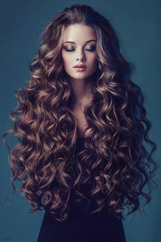 The Best Best 25 Big Curly Hairstyles Ideas On Pinterest Pictures