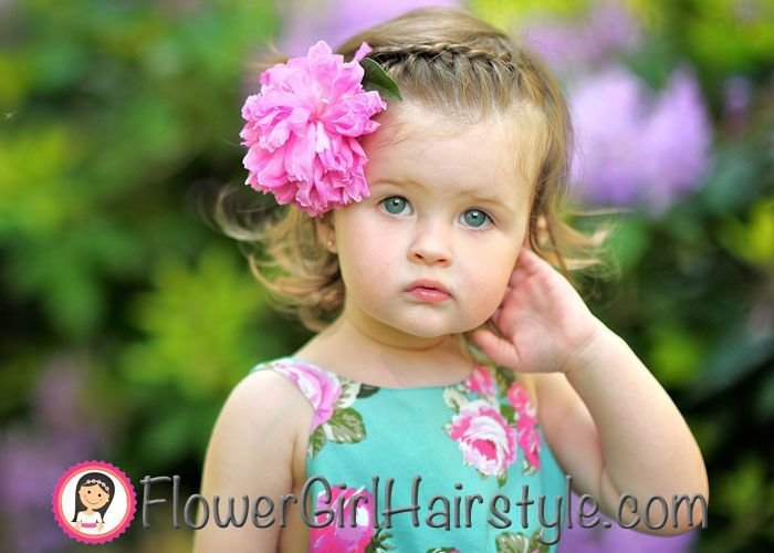 The Best Best 25 Toddler Wedding Hair Ideas On Pinterest Baby Girl Hair Toddler Girl Hair And Girl Hair Pictures