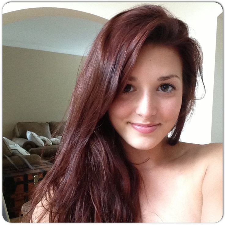 The Best My Result Of John Frieda 4R Dark Red Brown I Love It Pictures