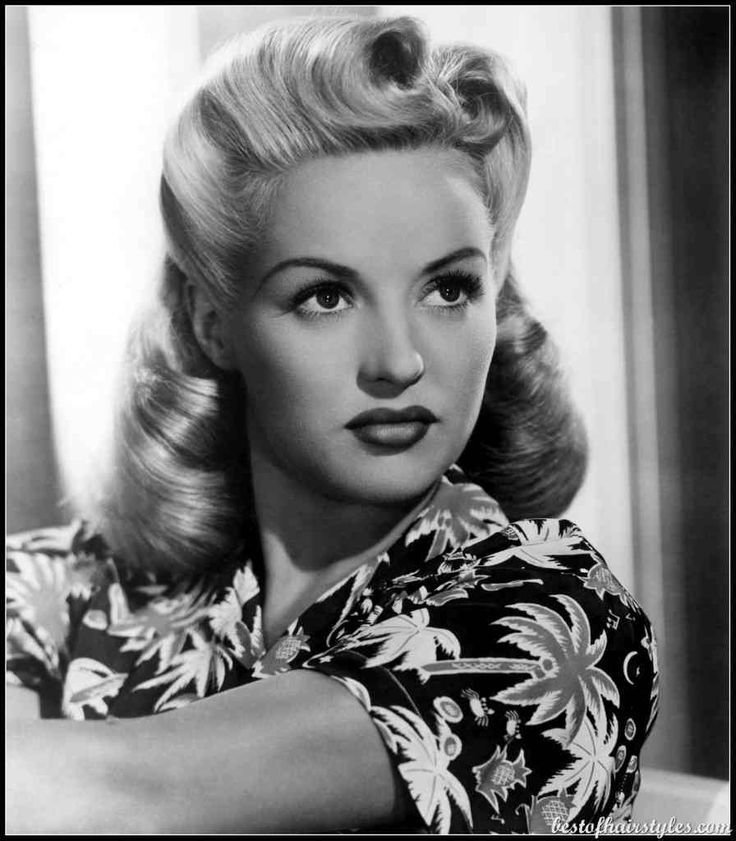 The Best 1940S Hairstyle Hair Ideas Pinterest 1940S Pictures