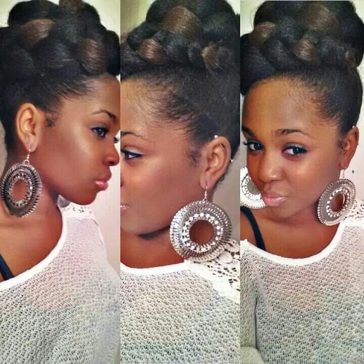 The Best 166 Best Natural Hairstyles Images On Pinterest Pictures