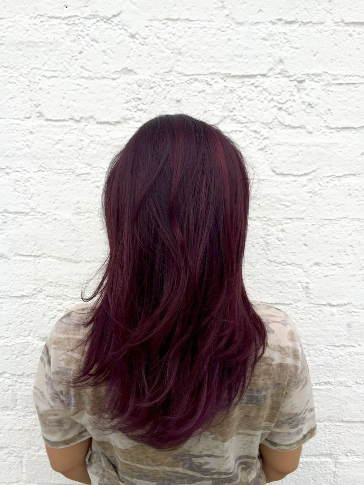 The Best 1000 Ideas About Wine Colored Hair On Pinterest Wine Pictures