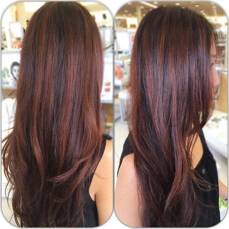 The Best 17 Best Ideas About Auburn Hair Highlights On Pinterest Pictures