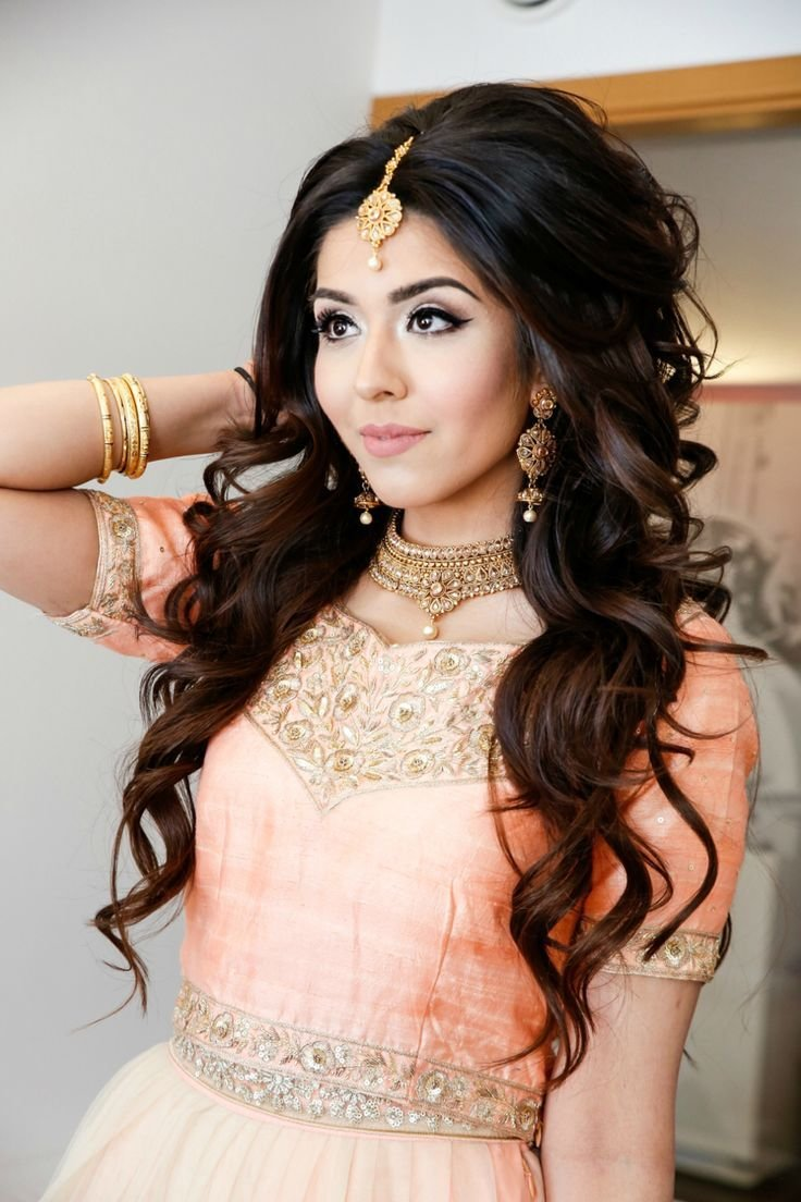 The Best 25 Best Ideas About Indian Wedding Hairstyles On Pictures