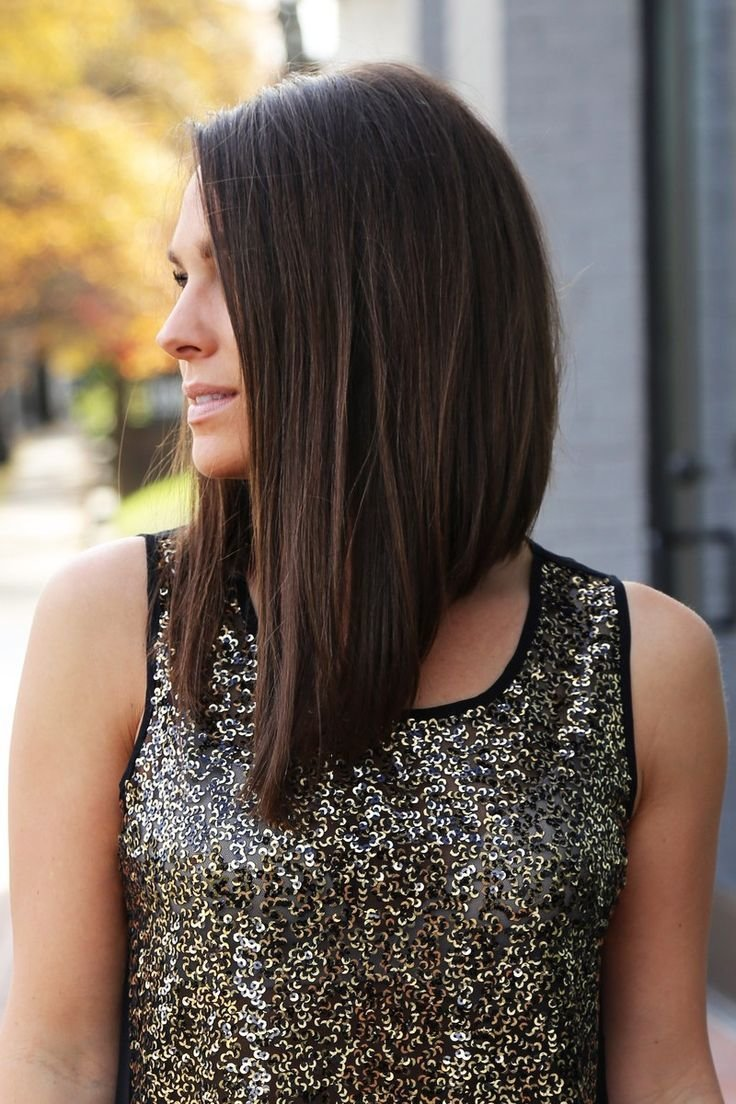 The Best 10 Best Ideas About Long Angled Bobs On Pinterest Long Pictures