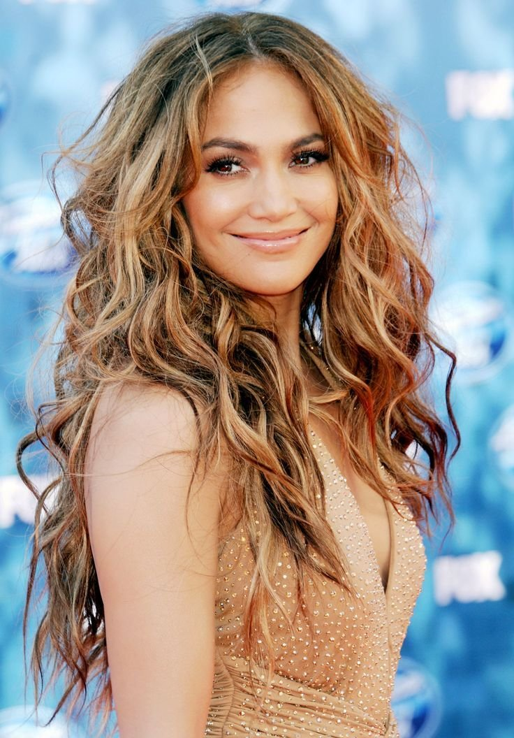 The Best Jennifer Lopez S Best Hairstyles Ever S*Xy Messy Beach Waves And Best Hairstyles Pictures