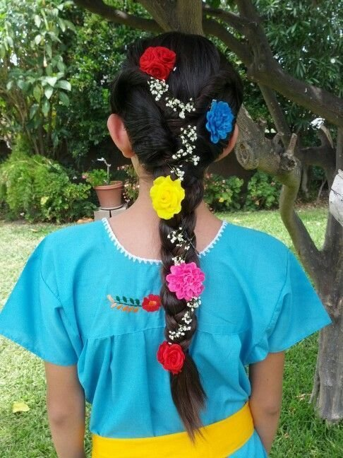 The Best 17 Best Ideas About Mexican Hairstyles On Pinterest Pictures