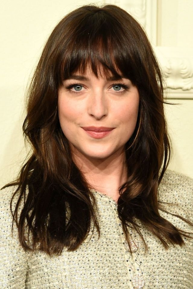 The Best 25 Best Ideas About Full Fringe Hairstyles On Pinterest Pictures
