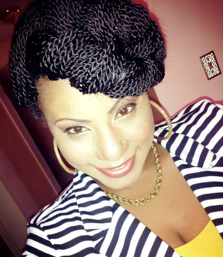 The Best 17 Best Ideas About Senegalese Twist Styles On Pinterest Pictures