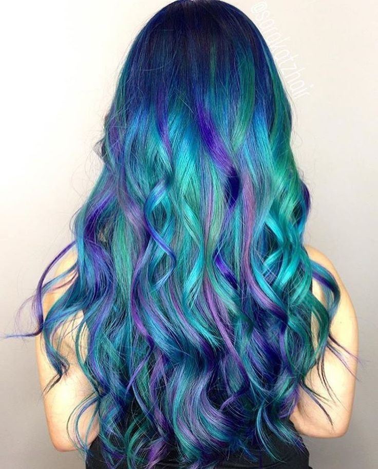 The Best 25 Best Ideas About Mermaid Hair Colors On Pinterest Pictures