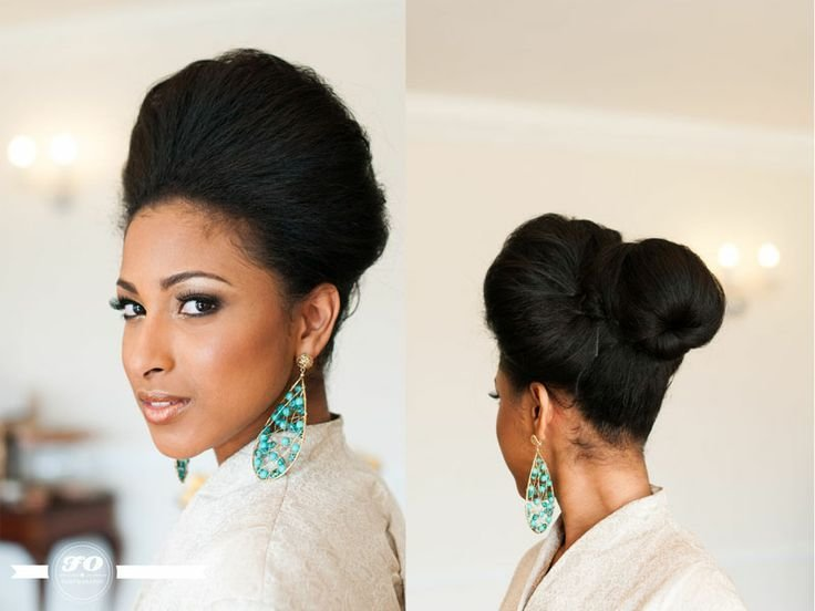 The Best Wedding Hairstyle Updo Afro Caribbean Women Afro Pictures