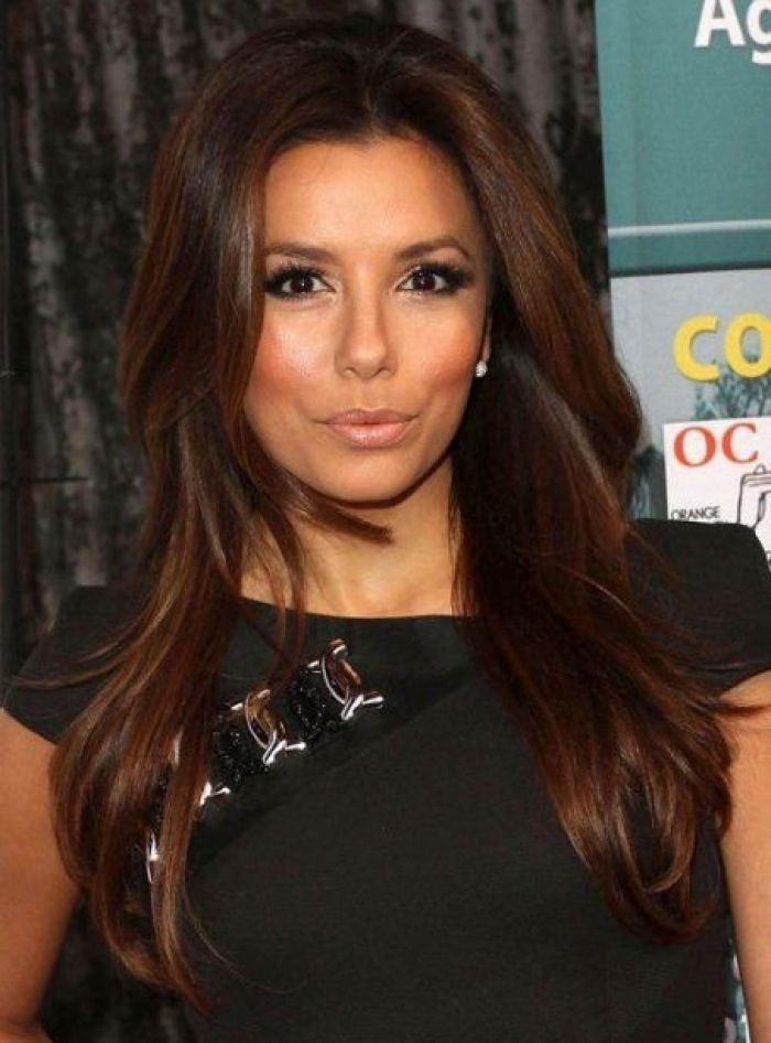 The Best Rich Brown Hair Eva Longoria Hair Styles I Pictures