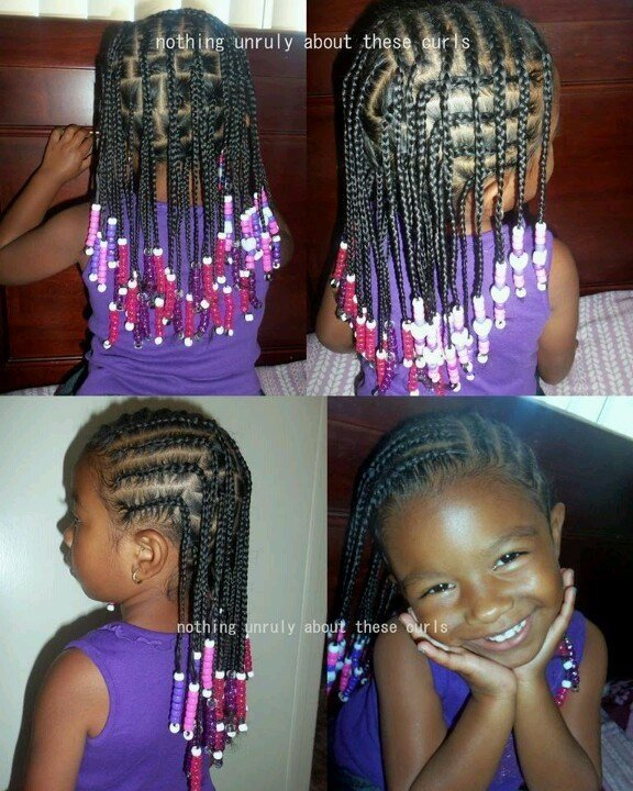 The Best Cute Cornrows Box Braids And Beads Hair Pinterest Pictures