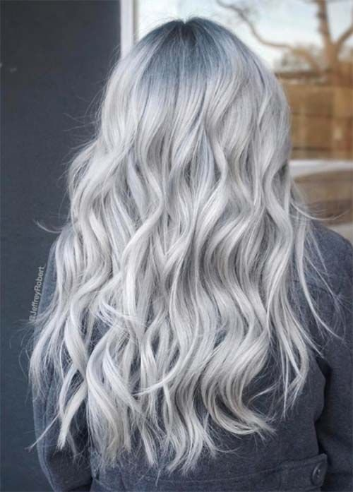 The Best 17 Best Ideas About Grey Hair Dyes On Pinterest Silver Pictures