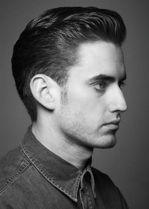 The Best 52 Best Images About Retro Hairstyles For Men On Pinterest Pictures