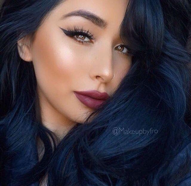 The Best 25 Best Ideas About Blue Black Hair Color On Pinterest Pictures