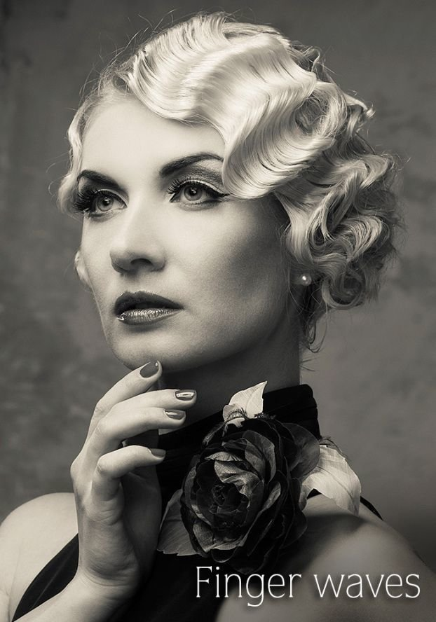 The Best Best 25 Finger Waves Ideas On Pinterest Pictures