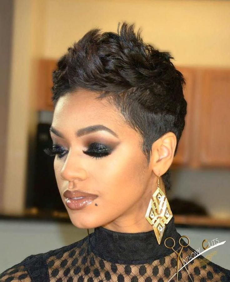 The Best 25 Best Ideas About Short African American Hairstyles On Pictures