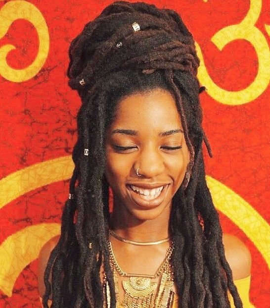 The Best 1000 Ideas About Dreadlock Styles On Pinterest Locs Dreadlocks And Sisterlocks Pictures