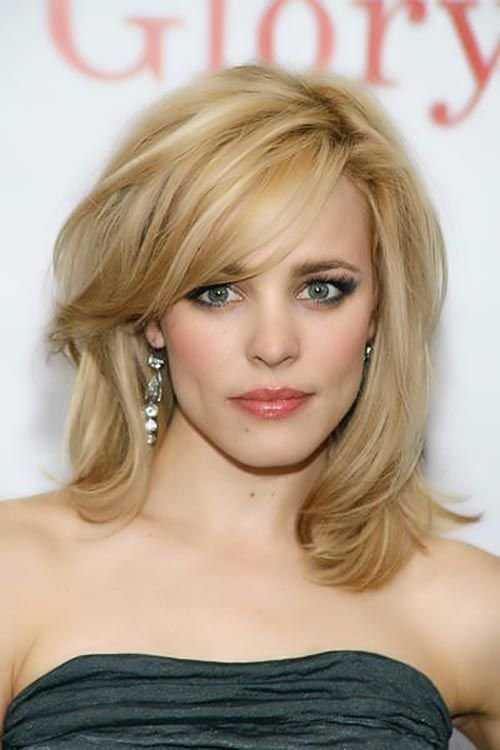 The Best 25 Hairstyles To Slim Down Round Faces Stylists Things Pictures