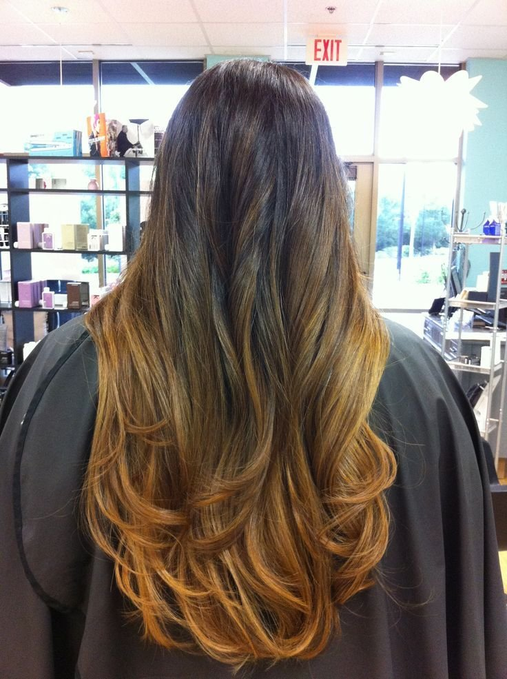 The Best 40 Best Images About Ombre Hair Technique On Pinterest Pictures