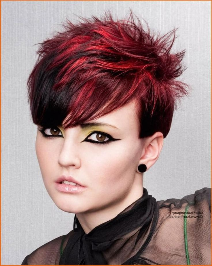 The Best 17 Best Ideas About Short Funky Hairstyles On Pinterest Pictures