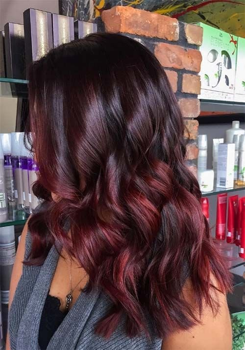 The Best 25 Best Ideas About Deep Burgundy Hair On Pinterest Pictures
