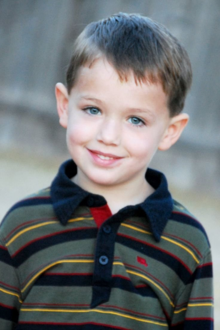The Best 7 Year Old Boy With Brown Hair Haircut Trends Pictures