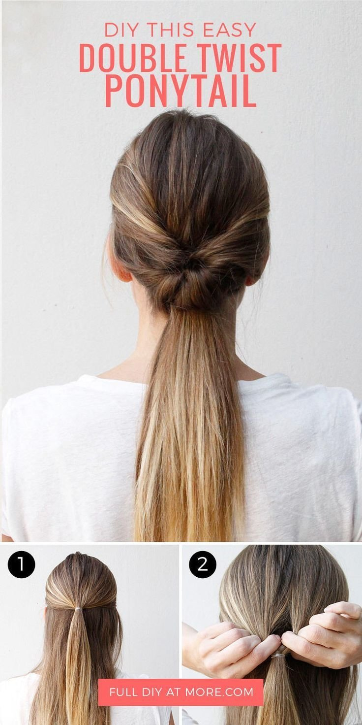 The Best 17 Best Ideas About Easy Work Hairstyles On Pinterest Pictures