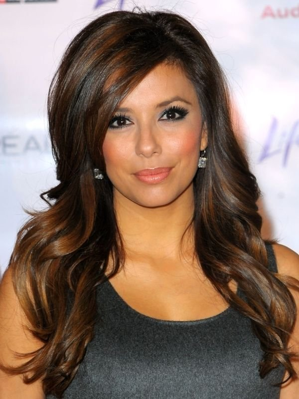 The Best Dark Brown Hair With Copper Highlights What's The Best Pictures