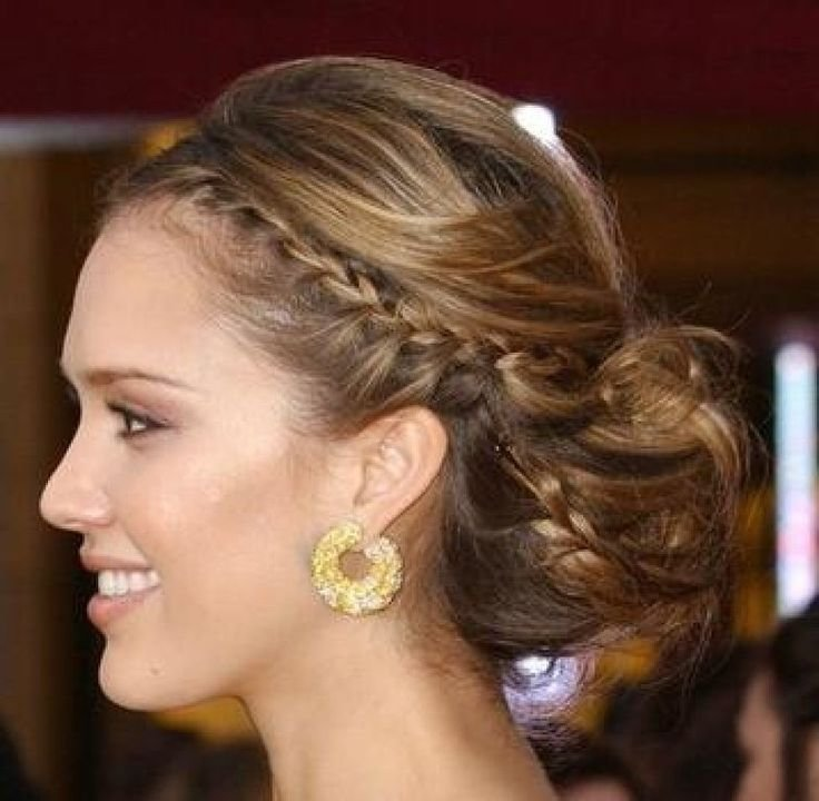 The Best 1000 Ideas About Thin Hair Updo On Pinterest Short Thin Pictures