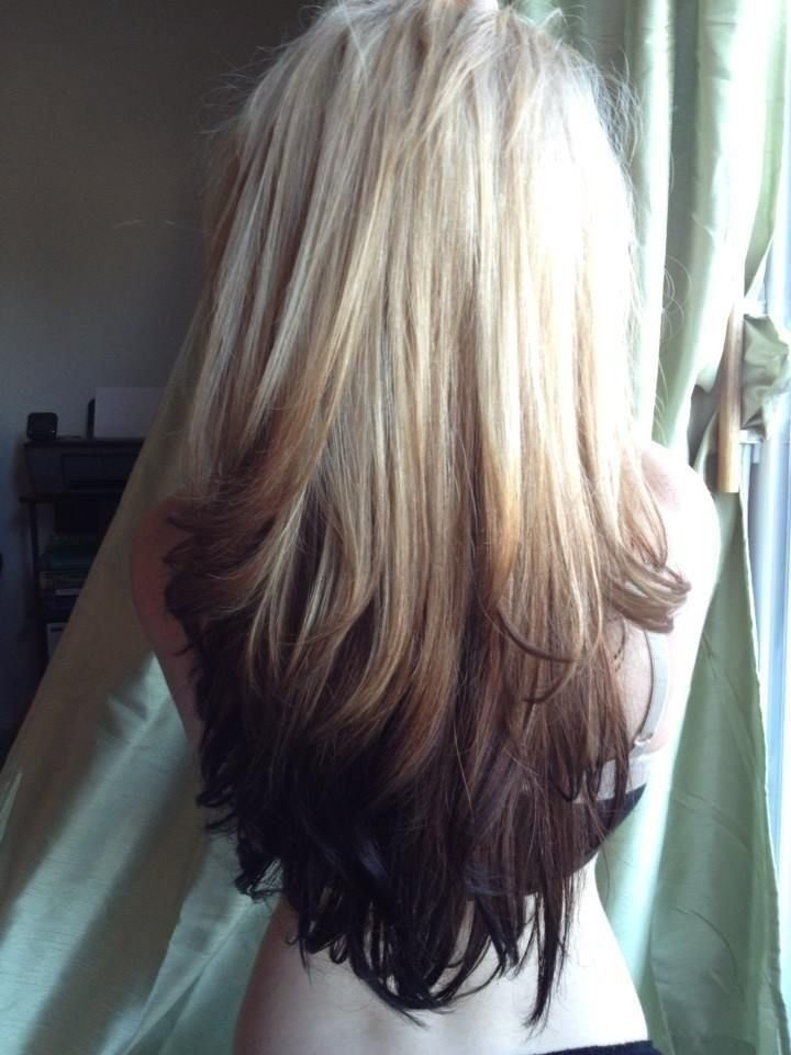 The Best 27 Exciting Hair Colour Ideas 2017 Radical Root Colours Pictures