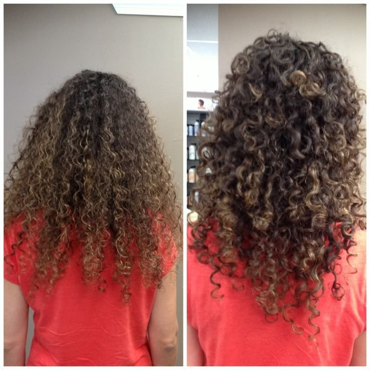 The Best 17 Best Images About Ouidad By Adored Salon On Pinterest Wavy Hair Quad And Cut And Style Pictures
