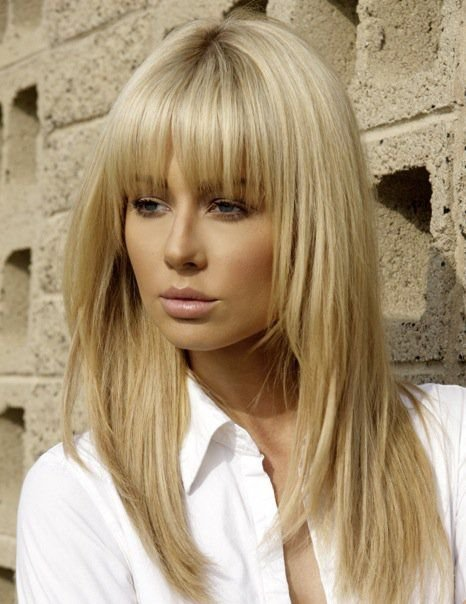 The Best 25 Best Ideas About Blonde Hair Bangs On Pinterest Hair Pictures